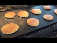 Keto Power Food 1st test - Low carb pancakes - YouTube