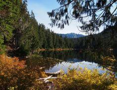 Lake Dorothy-Lake Bear-Lake Deer - Central Cascades