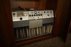 Sinatra's Record Player