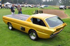 Weird Cars, Cool Cars, Classic Trucks, Classic Cars, Hot Wheels Storage, Art Deco Car, Custom Pickup Trucks, Dodge Trucks, Dodge Pickup