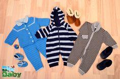 Que tu peque sea el niño con más estilo en casa, elige mamelucos con distintos patrones.
