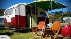 1956 Starliner - a beautiful vintage van Retro Caravan, Retro Campers, Vintage Vans, Retro Vintage, Caravans, Motorhome, Used Cars, Outdoor Gear, New Zealand