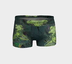 "Shorts+""Yoga+Frogg""+by+Betty+Sanderson"