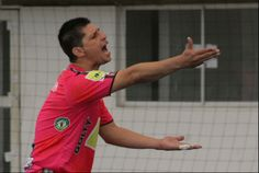 Del Club Deportivo D'Martin siempre hay orden y mandato desde atrás. Su arquero lo demuestra en cada juego. #FútbolRevolucionado