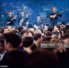 The Fourmost perform live on stage during Ready Steady Go's live television broadcast of the Rave Mad Mod Ball at Wembley Empire Pool in London on April From left to right: Billy Hatton,. Get premium, high resolution news photos at Getty Images Live Television, Stage, Concert, Gallery, Concerts, Scene