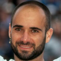 On September Andre Agassi emotionally announces his retirement from professional tennis at age 36 and receives a standing ovation from fans. Benjamin Becker, Tennis Legends, Professional Tennis Players, Moving To Florida, Sport Tennis, Tennis Stars, People Of Interest, Top Celebrities