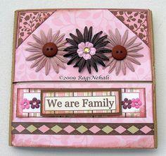 scrapbook family album - Pesquisa Google