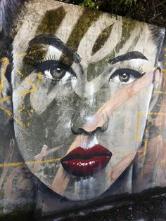 Artist: RONE #streetart