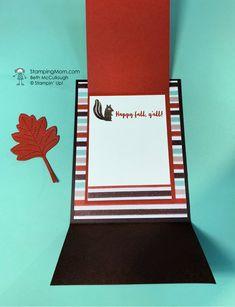 Vertical Joy Fold cardVertical Joy Fold card |