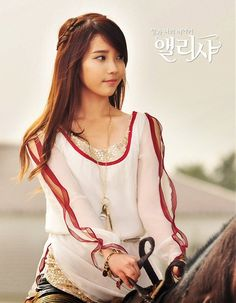 Can't wait for my hair to grow long and try to braid it like IU's
