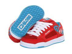 Globe Kids Tilt (Little Kid/Big Kid) Red/Cyan - Zappos.com Free Shipping BOTH Ways