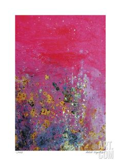 Spring Boom III Limited Edition by Luann Ostergaard at Art.com