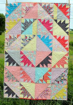 A blog about quilting, color, dreams and family.