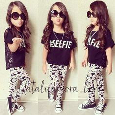 c3023ffe1f34 Girls Summer Floral Outfits Baby Kids Girl Summer Daisy Lace Hollow T-shirt  Tops+Floral Pants 2 Pcs Clothing Outfit Clothes