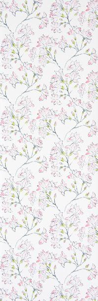 Designers Guild - Kasuri, Magnolia Tree, Peony
