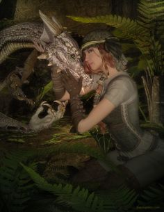 Creature Comforts by JoePingleton.deviantart.com on @DeviantArt