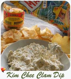 Delicious Korean style Kim Chee clam dip recipe. Easy to make and very tasty. Get more local style recipes here.