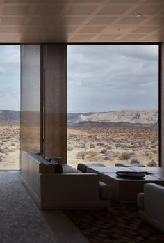 Amangiri Resort (Utah). Wendell Burnette Architects.