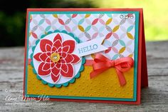 Stampin' Anne: Crazy About You for Paper Players #229