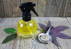 Recette : Lotion anti-chute de cheveux Moutarde & Ricin - Aroma-Zone