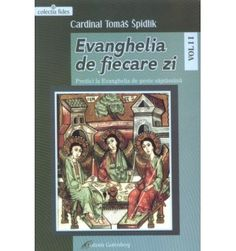 Evanghelia de fiecare zi, vol. II Cover, Books, Livros, Libros, Book, Blanket, Book Illustrations, Libri
