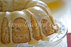 Peggy's Fresh Apple Cake