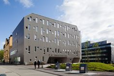 Galeria - Moradia Estudantil Trondheim / MEK Architects - 31