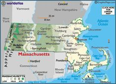 Massachusetts, State of the Week, 5/4-5/10