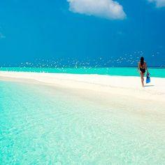 The Maldives Islands - Constance Halaveli #Maldives