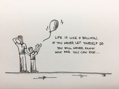 Life is like a balloon. If you never let yourself go, you will never know how far you can rise... #jh #jhmotivation #motivation #lifeislikeaballoonifyouneverletyourselfgoyouwillneverknowhowfarcanyourise #lifeislikeaballoon #letyourselfgo #howfaricanrise #torise #befree #beopen #flylikeaballoon #riseandrise #riseagain