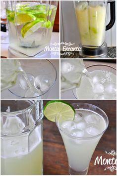 Como fazer Limonada Suiça – Limonada é um suco baratinho e que se prepara rapidamente. A Suíça diferencia-se da sua prima mais conhecida porque em vez de se espremer os limões, os mesmos s…