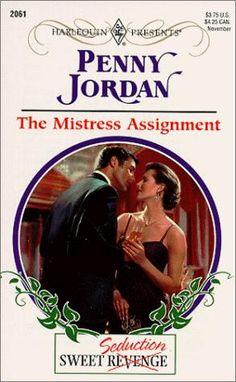 The Mistress Assignment (Sweet Revenge/Seduction) by Penny Jordan