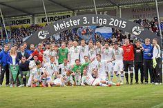 Arminia gewinnt Saisonfinale in Großaspach 1:0 +++  Müller trifft zur Meisterschaft