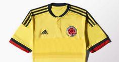 Se filtraron a la prensa los nuevos diseños de la camiseta que utilizará la Selección Colombia en la Copa América. El uniforme alternativo ya no será rojo.