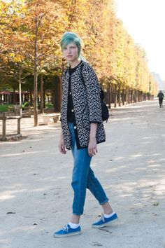160 Off-Duty Model Style Moments from the Streets of FashionMonth