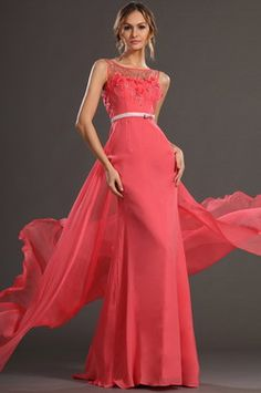 eDressit 2013 S/S Fashion Show Handmade Flowers Evening Dress Prom Gown (F00133557) - EUR 599.99