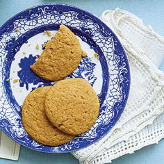 Grandma's Tea Cakes : looks like a good recipe that could incorporate herbs of your choice....lavender, rosemary, lemon thyme, whatever!