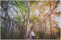Hugh Taylor Birch State Park |South Florida Engagement Photography by Moriah Cuda  moriahcudaphotography.com