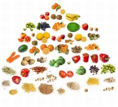 Mejora tu salud con alimentos de origen vegetal