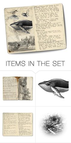 """""""He Drew a While, Then Began to Write…at 1st About the Stuff He'd Seen…But Then About His Feelings…Things He Didn't Like to Think About or Acknowledge…& About This Whole God Business…the Whale, His Dreams, the Eagle & Everything That Dr. King Had Said"""" by maggie-johnston ❤ liked on Polyvore featuring art"""