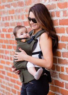 Tula Standard Baby Carrier Olive