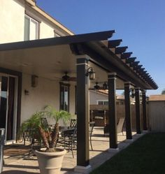 outdoor patio roofing ideas - Yahoo Image Search Results