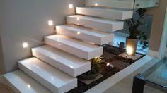 Escadaria de Porcelanato
