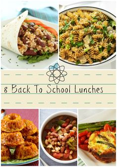 8 Back To School Meat-Free Lunches | Joy of Kosher with Jamie Geller