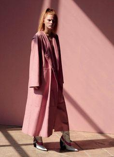 Niki Trefilova by Katja Rahlwes for Vogue Germany September 2015