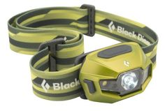 Black Diamond Revolt Headlamp Metallic Citron *** Continue to the product at the image link. (This is an affiliate link) #CampingLightsLanterns