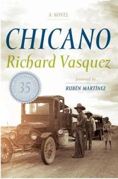 chicano- Richard  Vasquez (goood book)