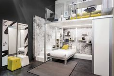 Mezzanine with profile configuration 301 | Tumidei