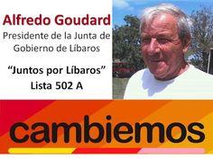 Comité Departamental Uruguay de la Unión Cívica Radical: Juntos, cambiemos Líbaros