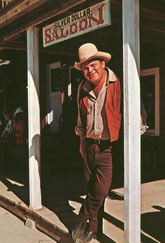 Dan Blocker~~ He was always one of my favorite characters!